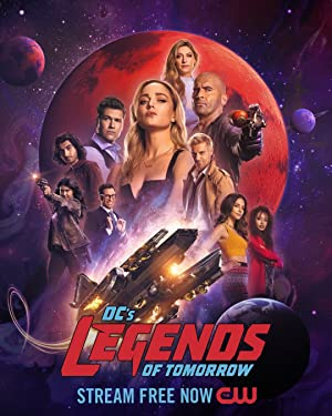 Watch DC's Legends of Tomorrow Online Free