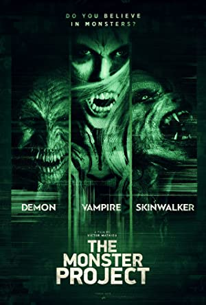 Watch The Monster Project Full Movie Online Free