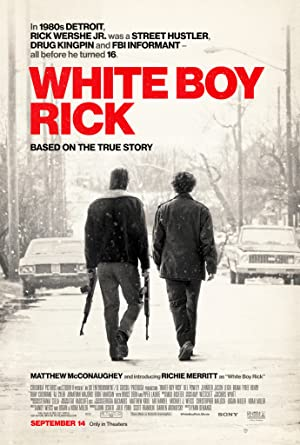 Watch White Boy Rick Full Movie Online Free