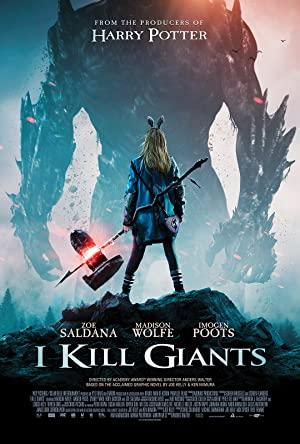 Watch I Kill Giants Full Movie Online Free