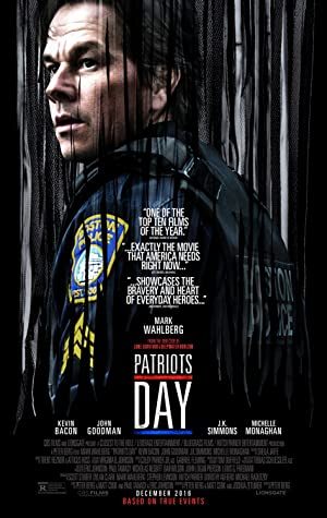 Watch Patriots Day Full Movie Online Free