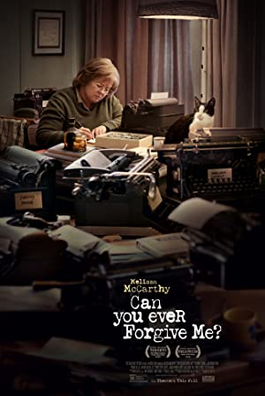 Watch Can You Ever Forgive Me? Online Free