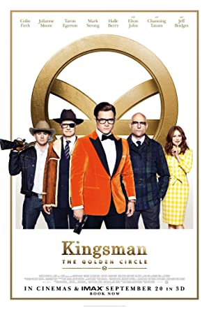 Watch Kingsman: The Golden Circle Full Movie Online Free