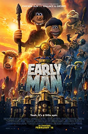Watch Early Man Full Movie Online Free