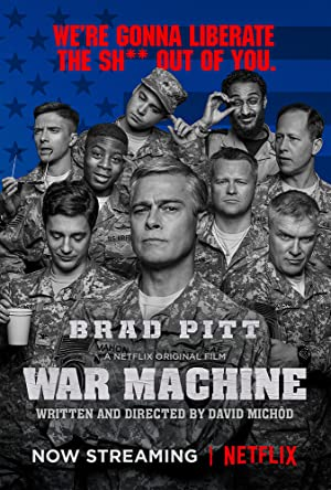 Watch War Machine Online Free