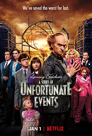 Watch A Series of Unfortunate Events Online Free