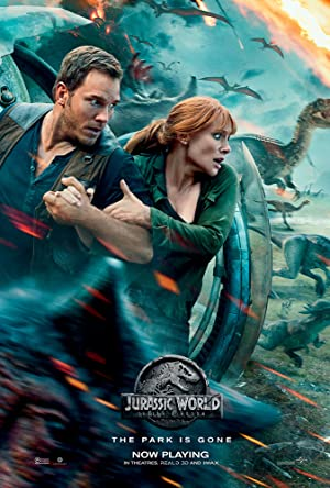 Watch Jurassic World: Fallen Kingdom Full Movie Online Free