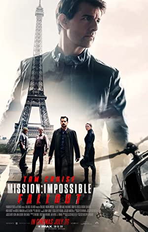 Watch Mission: Impossible - Fallout Full Movie Online Free