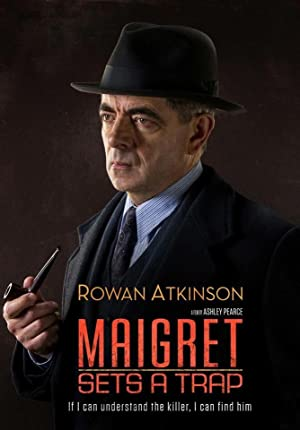 Watch Maigret Sets a Trap Full Movie Online Free