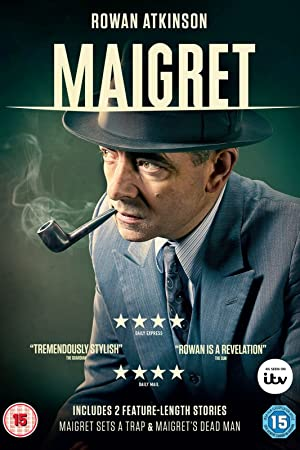 Watch Maigret's Dead Man Full Movie Online Free