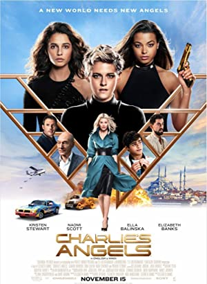 Watch Charlie's Angels Online Free