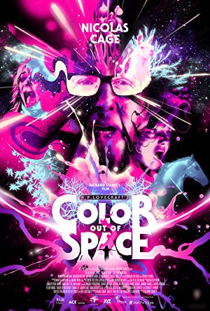 Watch Color Out of Space Online Free