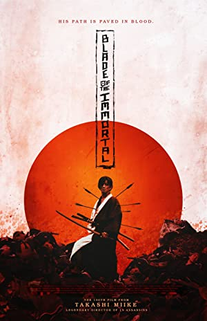 Watch Blade of the Immortal Full Movie Online Free