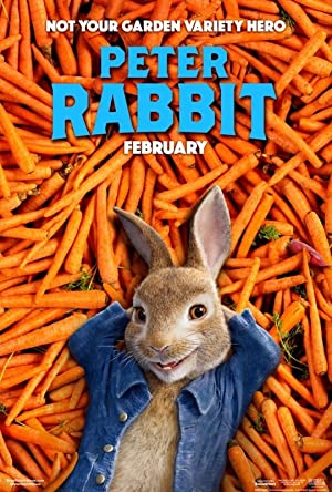Watch Peter Rabbit Full Movie Online Free