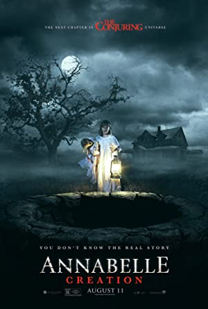 Watch Annabelle: Creation Full Movie Online Free