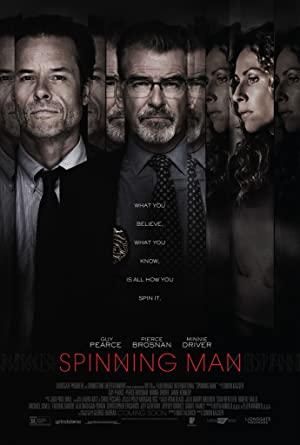 Watch Spinning Man Online Free