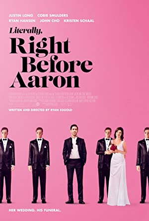 Watch Literally, Right Before Aaron Full Movie Online Free