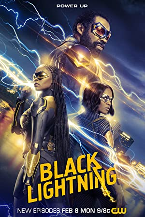 Watch Black Lightning Online Free