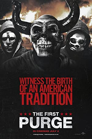 Watch The First Purge Online Free