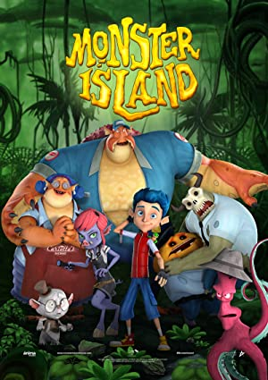 Watch Monster Island Full Movie Online Free