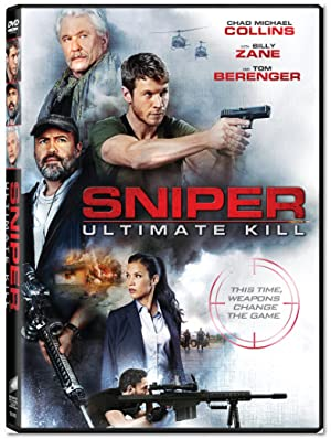 Watch Sniper: Ultimate Kill Full Movie Online Free