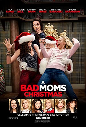 Watch A Bad Moms Christmas Full Movie Online Free