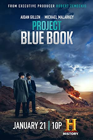 Watch Project Blue Book Online Free