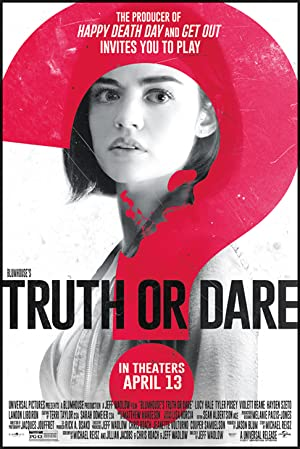 Watch Truth or Dare Full Movie Online Free