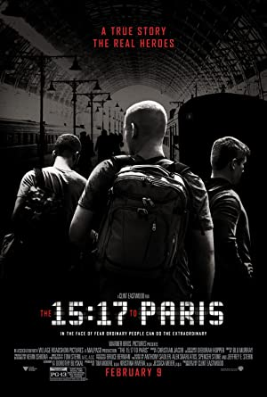 Watch The 15:17 to Paris Full Movie Online Free