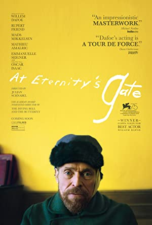 Watch At Eternity's Gate Full Movie Online Free