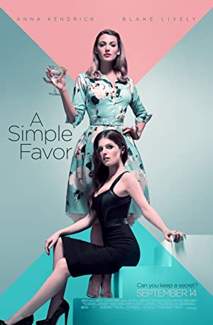 Watch A Simple Favor Online Free