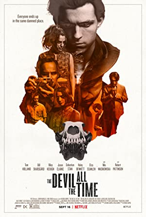 Watch The Devil All the Time Online Free