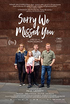 Watch Sorry We Missed You Online Free