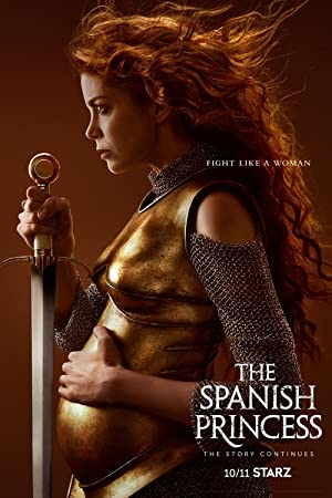 Watch The Spanish Princess Online Free