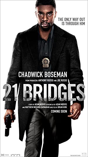 Watch 21 Bridges Online Free