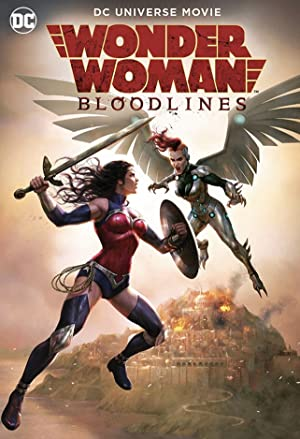 Watch Wonder Woman: Bloodlines Online Free