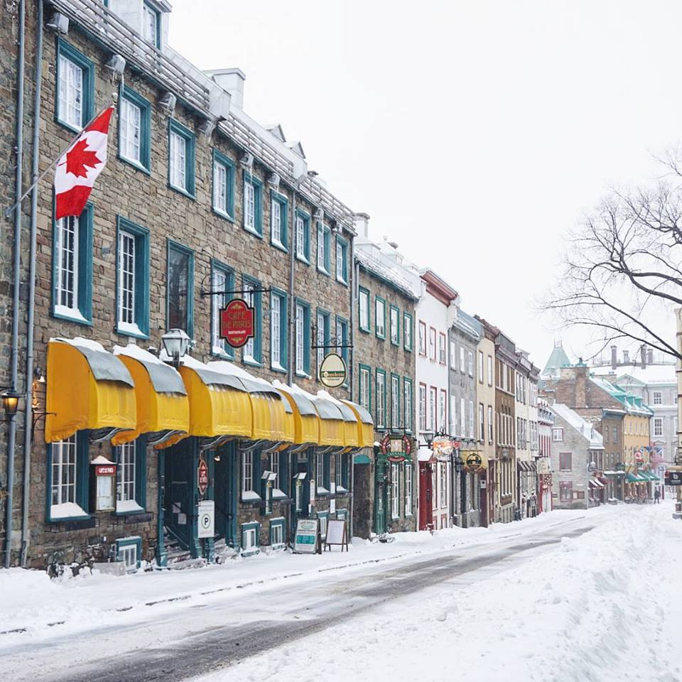 Dinner Restaurants Quebec City