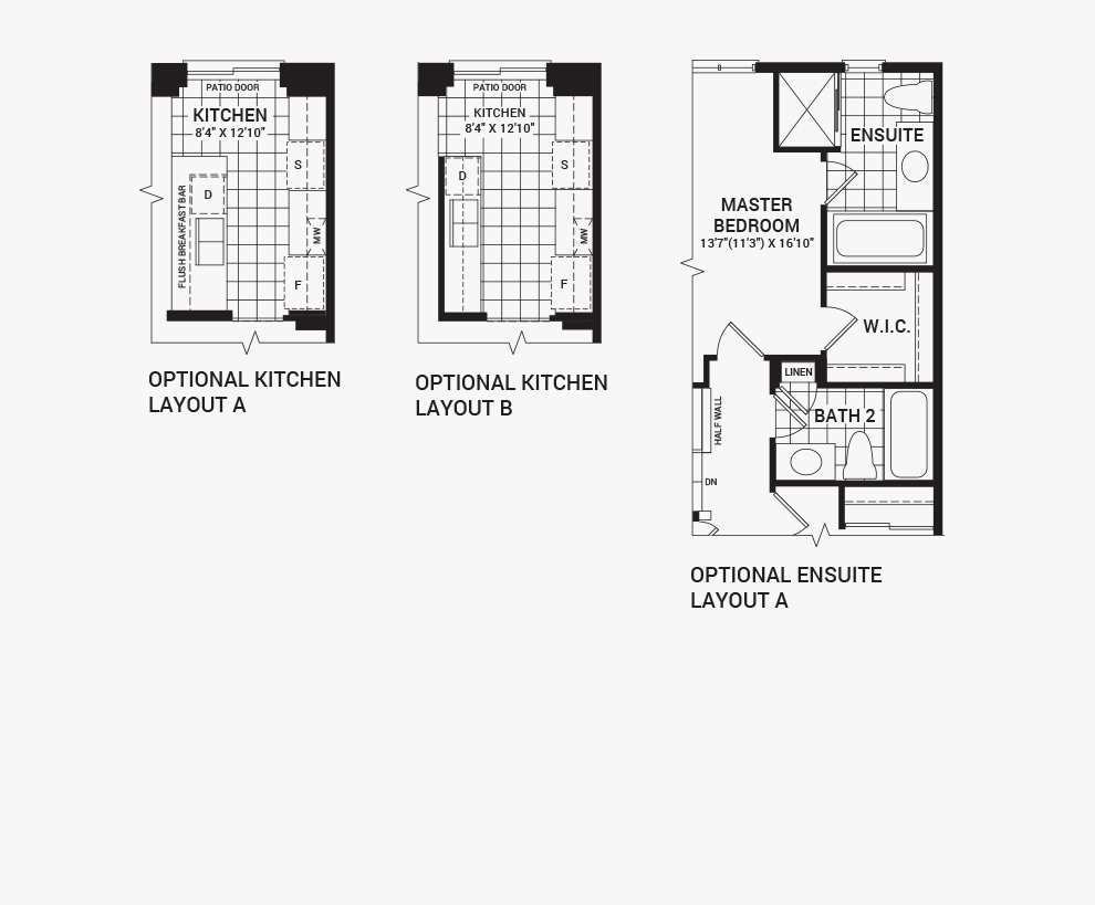 Potters Key - The Haven Townhomes