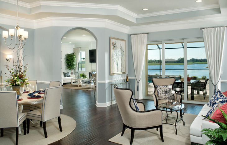 Sun City Center  Solana Model  Tampa New Homes  Minto