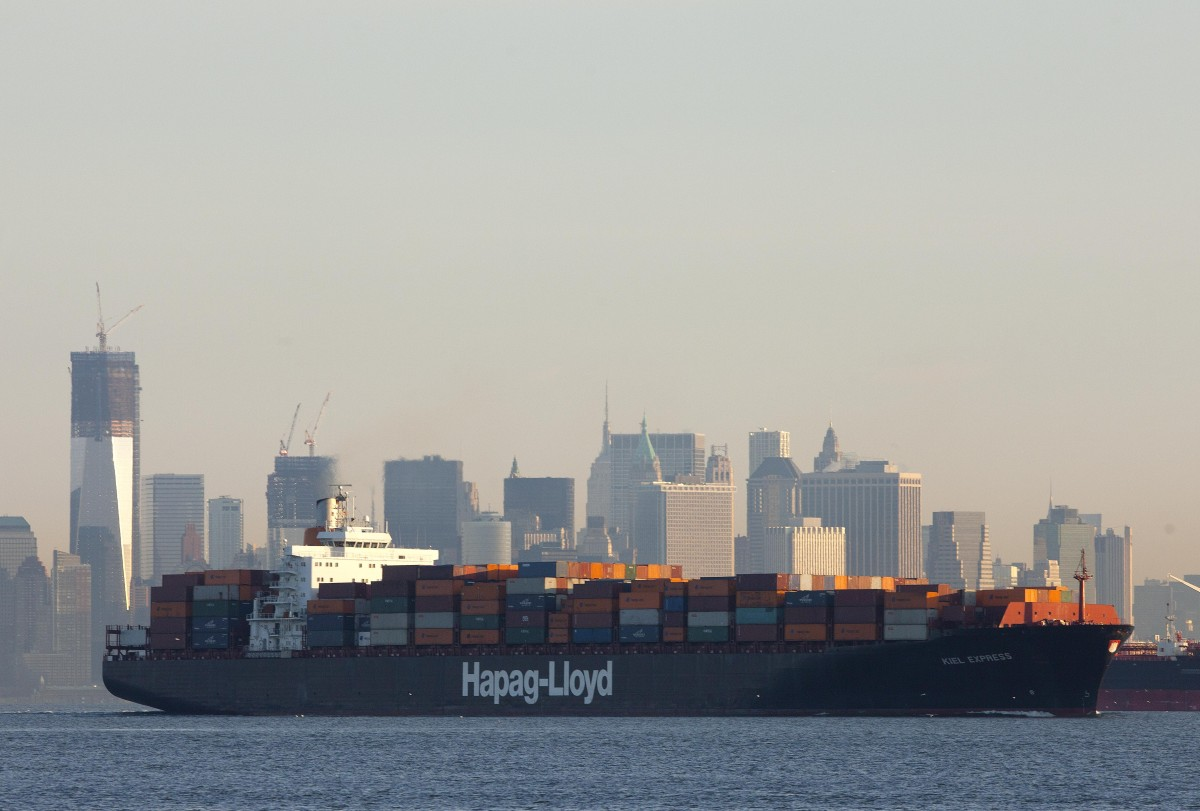 US trade deficit rose to $124.1 billion
