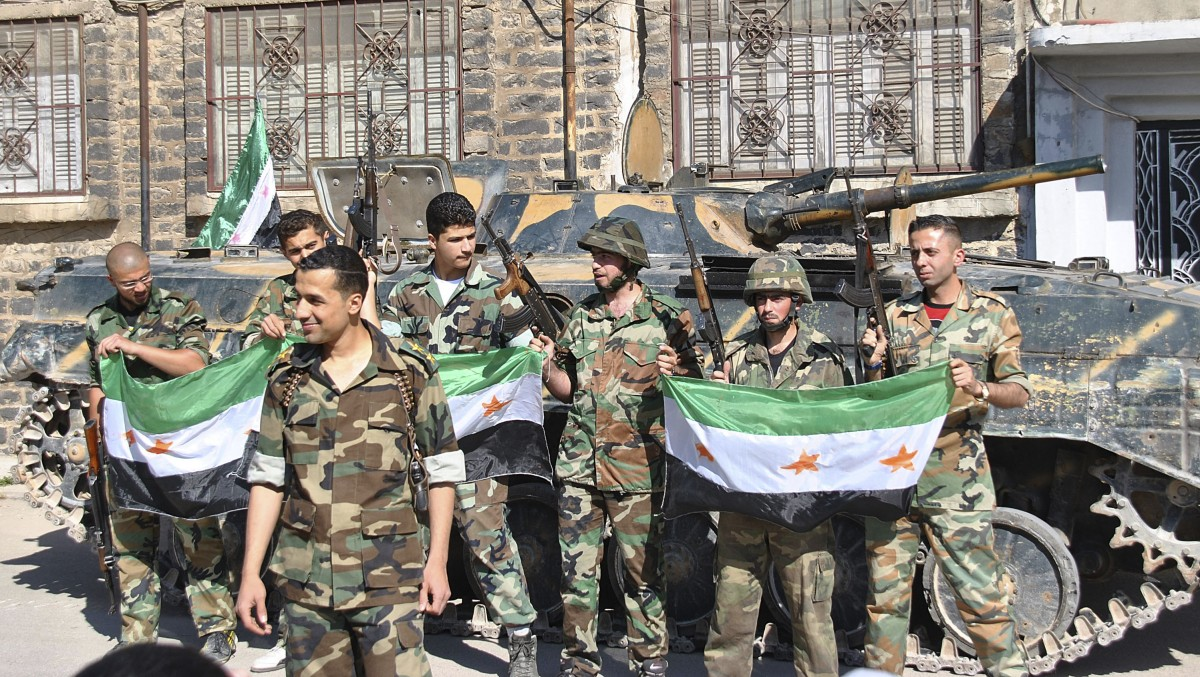 Syrian Opposition Highlights Vested International Interest In Regime Transition