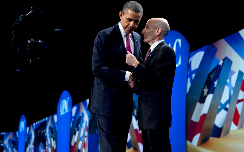 Barack Obama, Lee Rosenberg,