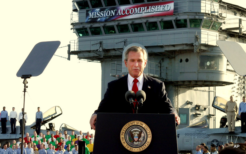 The Push To Charge Bush, Cheney and Rumsfeld For CIA Torture And War Crimes