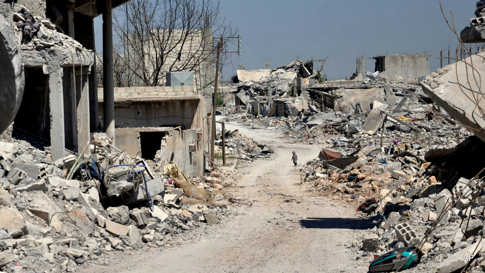 U.S. Killing More Civilians In Iraq, Syria Than It Acknowledges