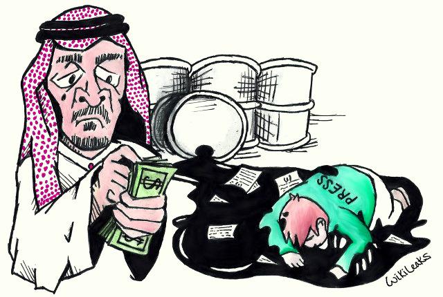 Wikileaks Comic