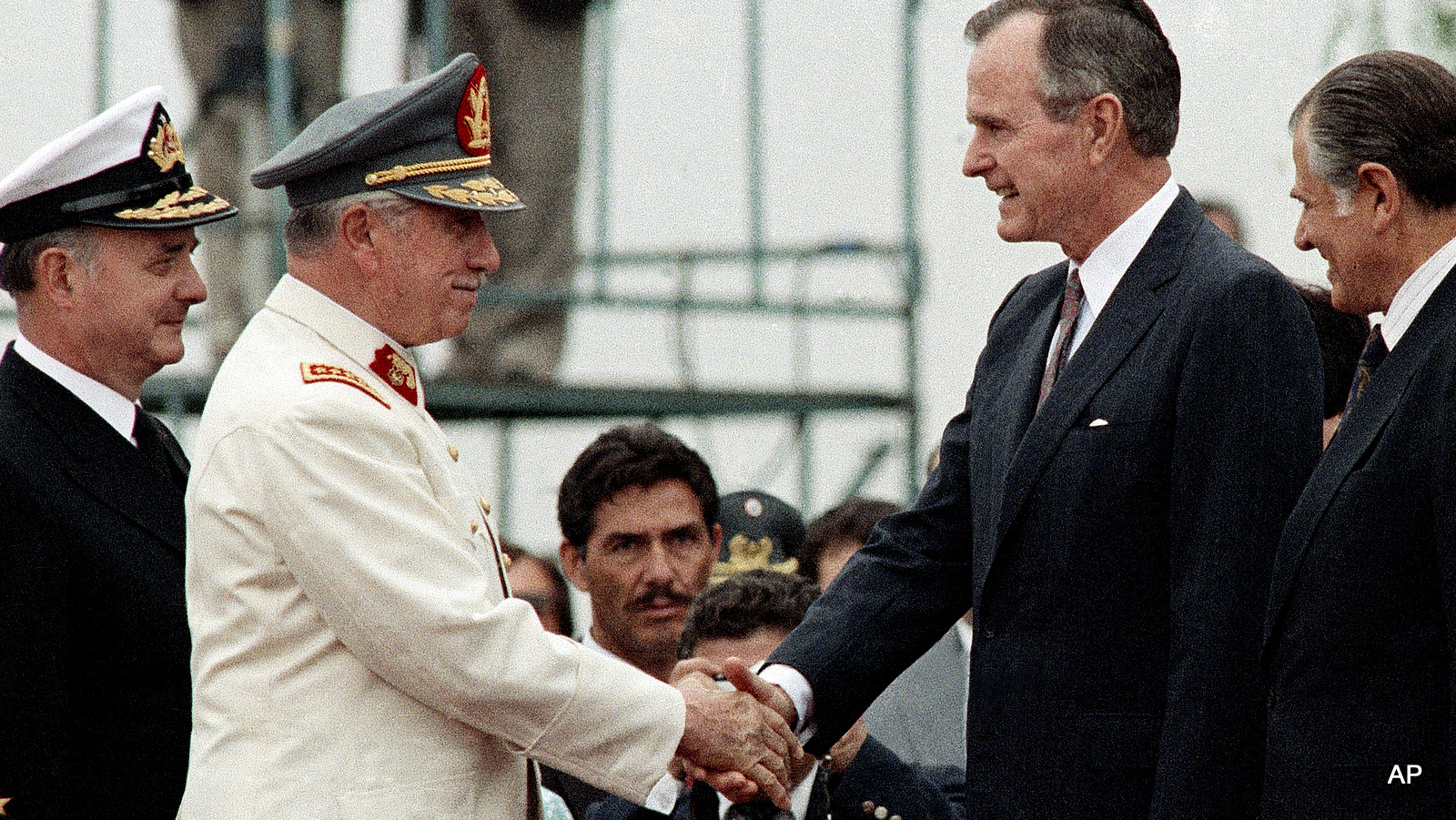 George H.W. Bush, The CIA And A Case Of State Terrorism