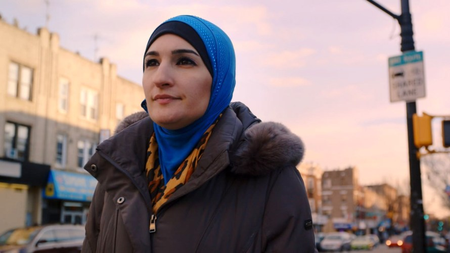 Women's march organizer, Linda Sarsour. (Photo: still from #InequalityIs: Linda Sarsour on inequality and race and religion)
