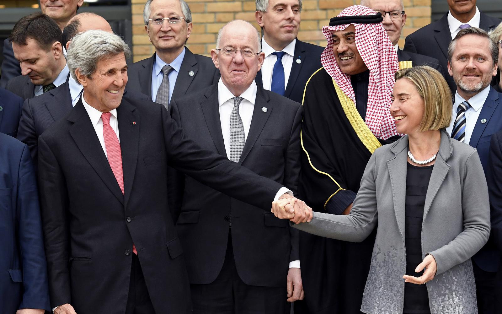 UK Blocks EU Support For Israel-Palestine Peace Talks