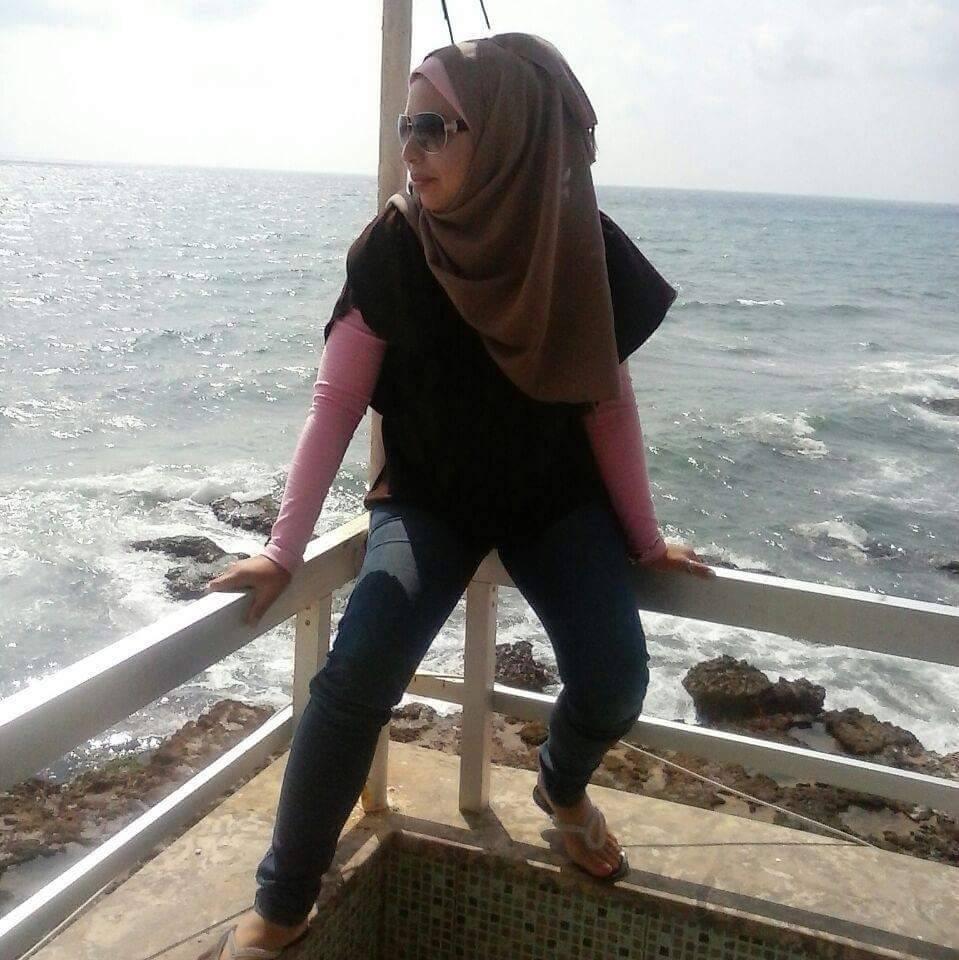 Camilia Hajjo enjoys a family vacation in Lattakia, Syria in 2013. (Photo Courtesy of Hajjo family)