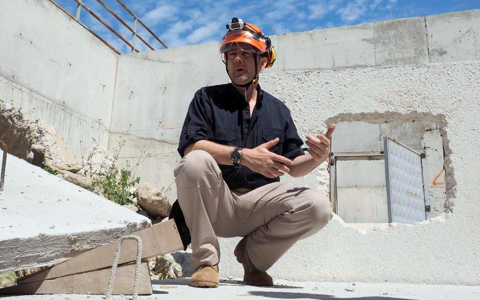 James Le Mesurier: The British Ex-Military Mercenary Who Founded The White Helmets
